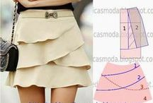 Sewing Skirts / by Renata Iwaszko