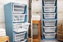 Organization - Laundry Room
