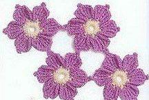 haak patronen / crochet patterns / patronen met voorbeeld