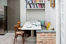Dining Nooks/Banquettes / by Renata Iwaszko