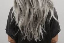 I Want Hair Like This / Long, Short, Medium? Dark, Light, Pastel or Multi Coloured? I want them all! This board is to show my dream hair styles...