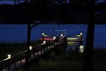 Outdoor Living, Entertaining and Recreation / Turn On the Lights When Daylight Ends! Stay Outside From Dusk Till Dawn! Outdoor Lighting Made In America! Mac-Cap Outdoor Lighting - 561.723.0934.   www.MacCapLighting.com
