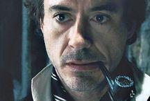 Robert Downey Jr RDJ <3 / Just a modest board for the  most xkaiehdjcisjzskdw man in the world