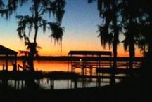 Lake Life Outdoors / Lakes and Waterfront Locations are Meant for Outdoor Living and A Lifestyle that Keeps You Outside Day and Night!  Mac-Cap® Outdoor Lighting Products.  Solutions For That Night Life.  Made in the USA.  561-723-0934. www.MacCapLighting.com