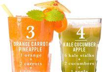 Juice!! / Succhi di frutta e verdura