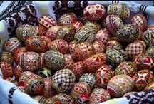 Ukrainian Eggs - Pysanka