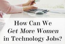 Women & IT / Empowering women to enter the tech world!