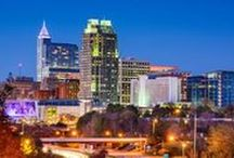 For the Locals / Some of the hottest places in and around the RTP, besides Spectraforce of course. But if you decide to visit Raleigh, NC--come visit our HQ in Downtown Raleigh off of West Peace Street!