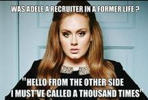 Laugh A Little / Just a few recruiting and staffing jokes to brighten your day.
