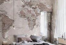 """Interior / """"Home is not a place... it's a feeling."""""""