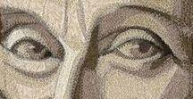 Textile - portrait