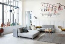 Inspiration Board / inspiration for work & home