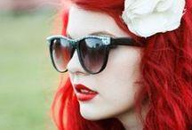 Wild hair styles for brave girls