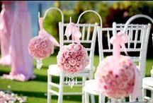 Chair Flower