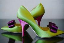 Shoes / 素敵なウエデイングドレスをお召になったら、是非足元にも気を配って頂きたい♡