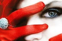 Red Winter trends 2014
