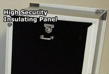 Exceptional Wall Mount Product Line / Security Boss Manufactures A Variety Of Wall  Mounted Pet Doors.