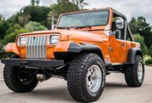 BangShift Approved Jeeps / Jeeps
