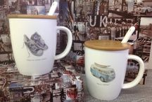 Mugs / Fine Bon China, ceramic, or stoneware, they are all lovely!