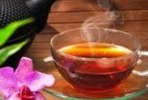 Vertus Bien-être Thé et Café / Découvrez les nombreuses vertues bienfaits santé et bien-être au naturel du thé, du café, du maté, lapacho ou rooibos