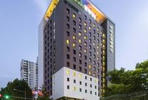 HOTEL / ibis Styles Ambassador Seoul Gangnam Hotel, 이비스 스타일 앰배서더 서울 강남 호텔입니다.