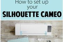 Silhouette Cameo & Portrait Tutorials / This board is for tutorials on how to use your Silhouette Cameo and Portrait.