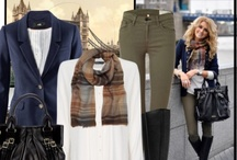 Fashionista Inspired / The clothes I have, want, need, and WANT!