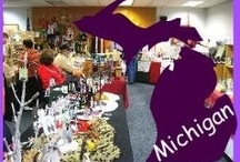 Michigan Craft Shows And Fairs / Resource for finding Craft Shows and Fairs in the State of Michigan.