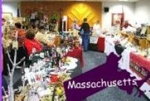 Massachusetts Craft Shows and Fairs