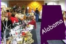 Alabama Craft Shows and Fairs