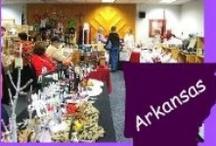Arkansas Craft Shows and Fairs