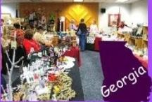 Georgia Craft Shows And Fairs