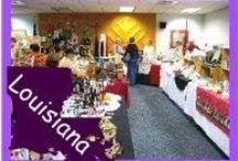 Louisiana Craft Shows And Fairs