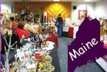 Maine Craft Shows And Fairs