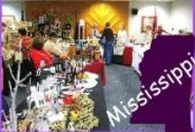 Mississippi Craft Shows and Fairs