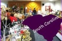 South Carolina Craft Shows And Fairs