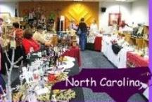 North Carolina Craft Shows And Fairs
