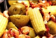 Seafood / Recipe's to enjoy our fresh seafood!