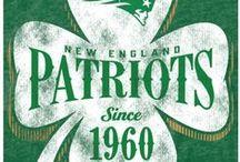New England Patriots / Sports / by Mod Pod