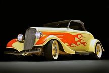 Carros - Hot Rods
