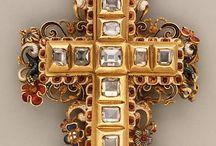pectoral cross / by Valeria Kondratiev