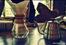 Ways to brew coffee / by Berlin School of Coffee