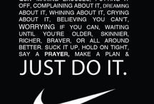 Gym Motivation - Just Do It