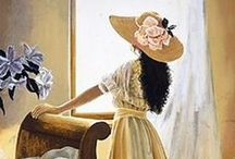 """""""Victoria's Vintage Home"""" / by marilyn"""