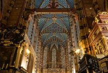 Churches / by Alexandra and Co