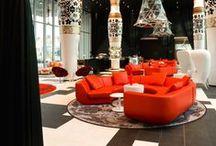 Grand Reception Areas