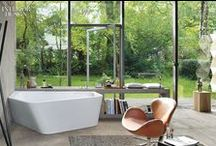 Bathrooms / Beautiful bathrooms, design and products.
