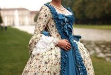 Inspiration: Historical Clothing / Pretty dresses mostly
