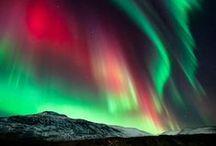 Aurora Boreale / i colori del cielo
