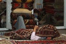 Persian Rug Bazaar / Rugs, rugs and more rugs .....